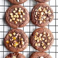 Cookies chocolat et beurre de cacahuètes de la mort qui tue