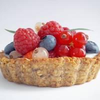 Tartelettes granola sans dattes (VEGAN)