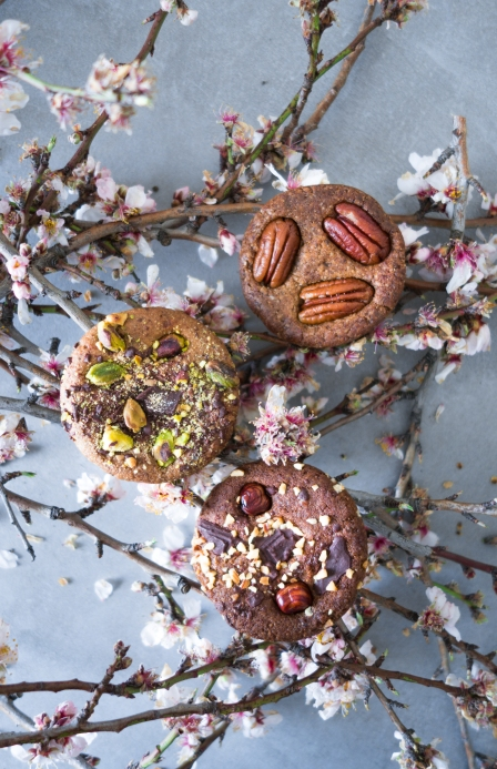Cookies Paléo et Vegan Cave & Coconut