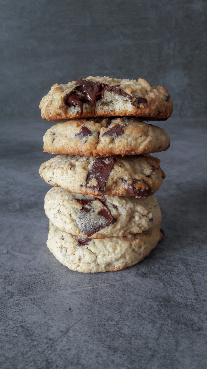 Cookies de la mort qui tue (VEGAN & SANSGLUTEN)