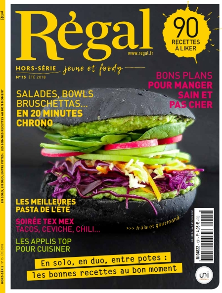 Couverture HORS-SERIE REGAL