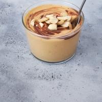 Mousse au beurre de cacahuètes et au chocolat (VEGAN & SANS GLUTEN)