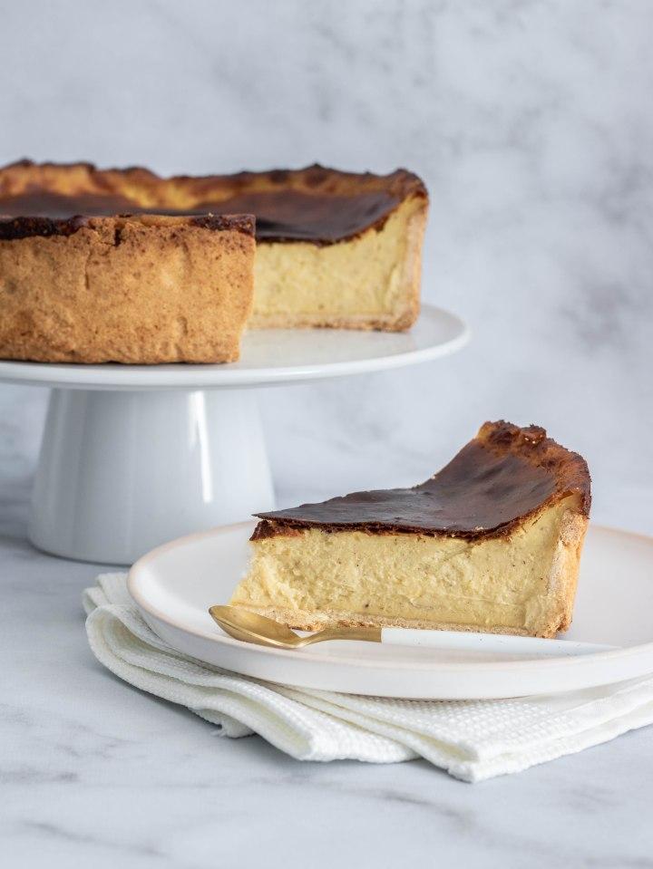Flan pâtissier vanillé (SANS GLUTEN & SANSLACTOSE)