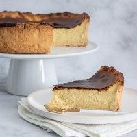 Flan pâtissier vanillé (SANS GLUTEN & SANS LACTOSE)